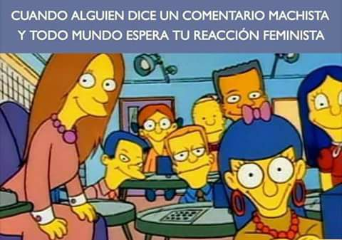 Reaccion feminista